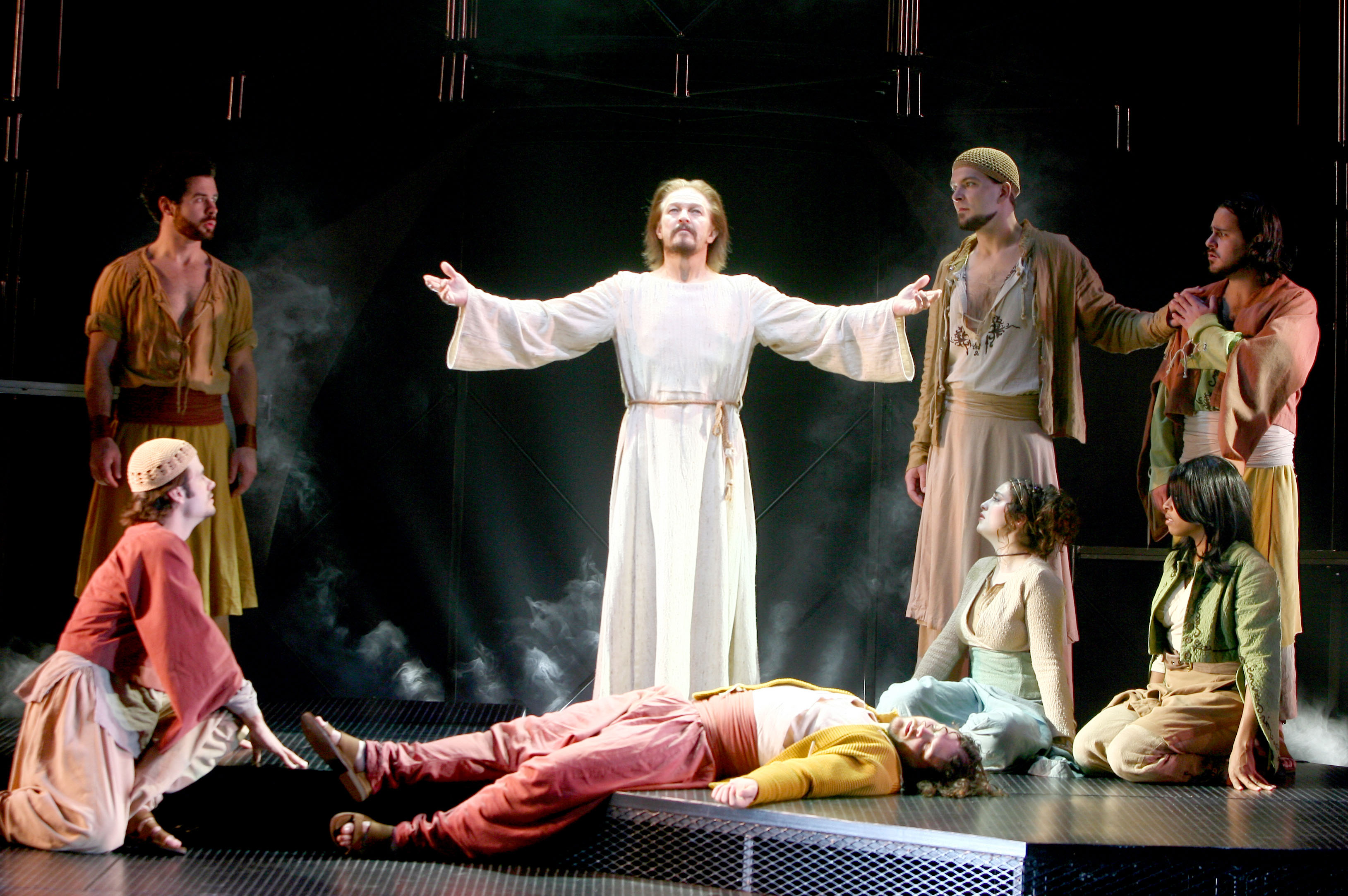 Jesus christ superstar the groundbreaking theatrical masterpiece by