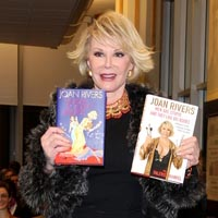 BWW TV: Joan Rivers Talks Books, Broadway & More