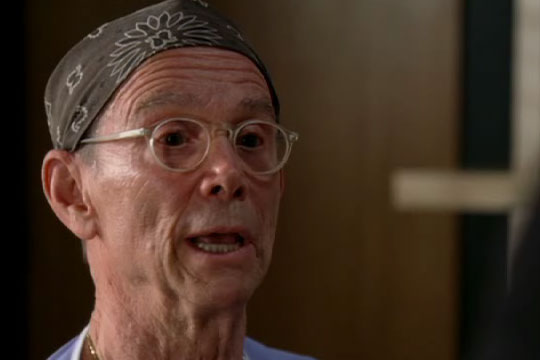BWW TV STAGE TUBE: Joel Grey Guests on ABC's  PRIVATE PRACTICE