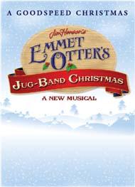 Jim Henson's EMMET OTTER's JUG-BAND CHRISTMAS Premieres on Stage at Goodspeed Dec. 7