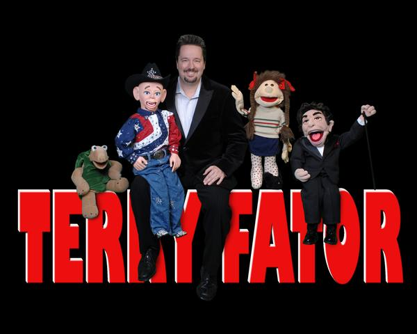 Terry Fator Opens In His Own Theater In Las Vegas