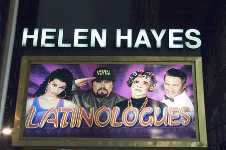 Photo Coverage: Latinologues Opens at the Helen Hayes Theatre