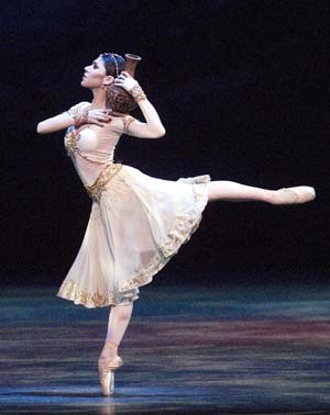 Casting Announced for first Two Weeks of ABT's 2010 Spring Season at Met