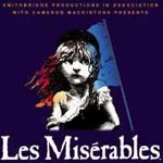 Gemignani, Lewis, Rubin-Vega, Beach, Etc. Set for Les Miz