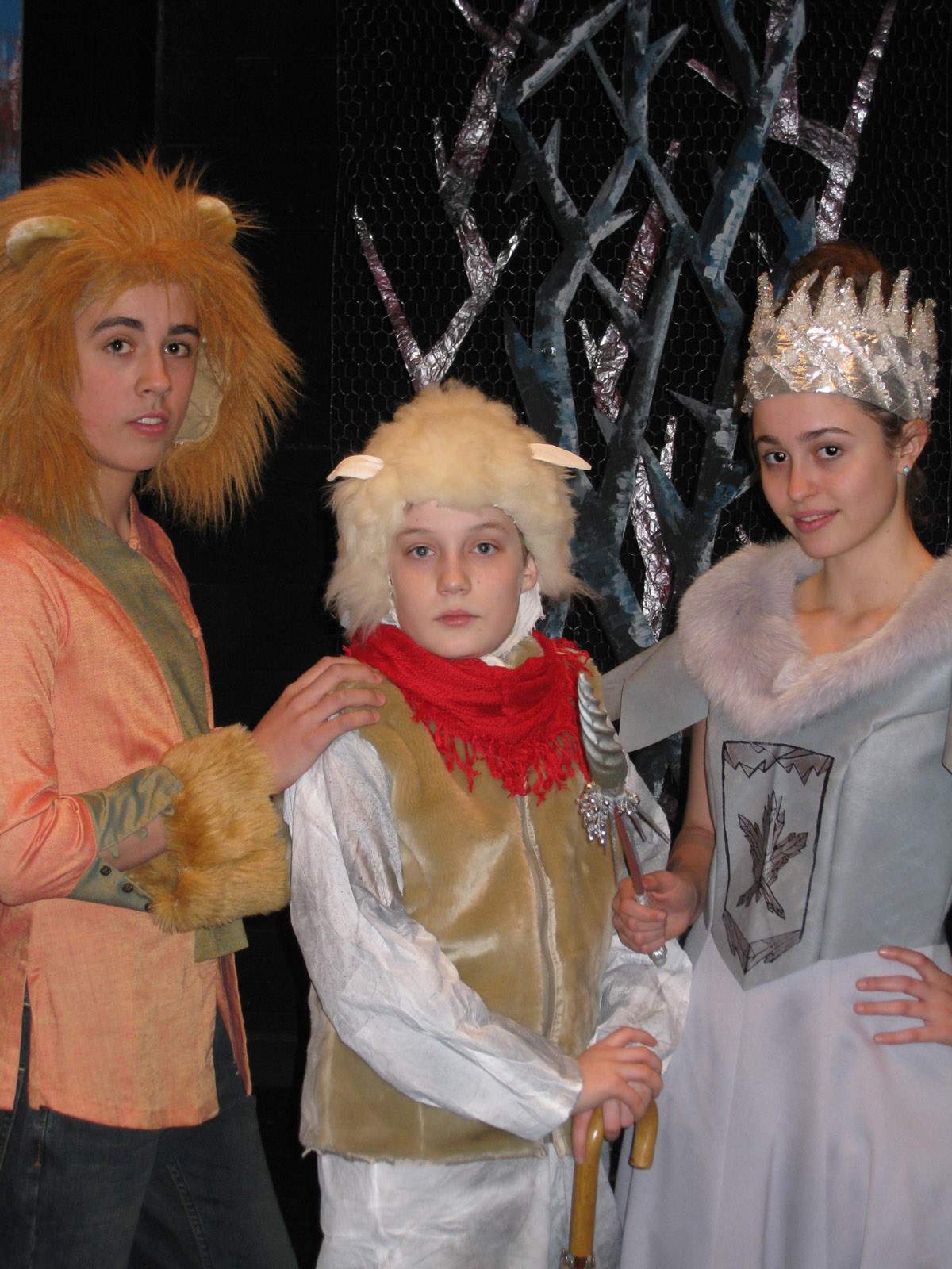 THE LION THE WITCH AND THE WARDROBE At Alden 3/13-22