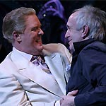 Photo Coverage: John Lithgow Exits Dirty Rotten Scoundrels