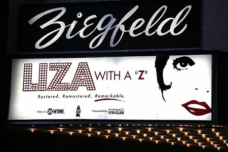 Photo Coverage: Liza with a 'Z' Screening at the Ziegfeld Theatre