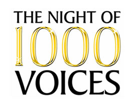 The Night of 1000 Voices At Royal Albert Hall To Benefit Leukemia & Lymphoma Research