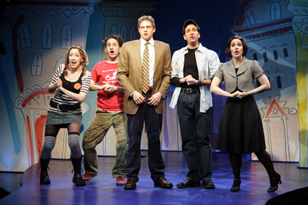 Photos: I Love You Because in Previews