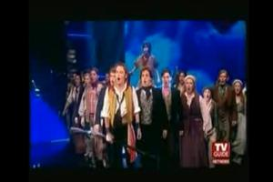 STAGE TUBE: Susan Boyle Sings 'I Dreamed a Dream' and London Les Miz Cast Performs