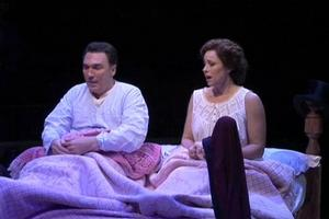 BWW TV Exclusive: Footage from I DO! I DO! Starring Paige Davis & Patrick Page in San Diego