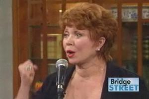 STAGE TUBE: McKechnie Sings SWEET CHARITY's 'Where Am I Going?'
