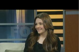 STAGE TUBE: THE MIRACLE WORKER's Abigail Breslin On Good Day NY