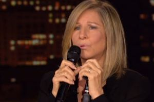 BWW TV: Barbra Streisand Performs 'Evergreen' On OPRAH