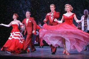 BWW TV: Broadway Beat Holiday Special - Irving Berlin's WHITE CHRISTMAS