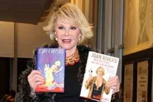 BWW TV: Joan Rivers Talks Books, Broadway & More