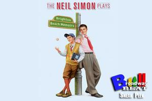 BWW TV: Broadway Beat Sneak Peek of BRIGHTON BEACH MEMOIRS Opening Night!