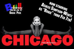 BWW TV VIDEO: Broadway Beat Sneak Peek of Ashlee Simpson-Wentz in CHICAGO