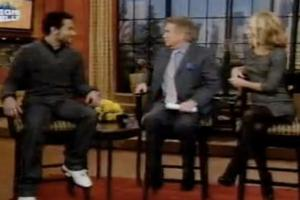 STAGE TUBE: Corbin Bleu Talks IN THE HEIGHTS With Regis and Kelly