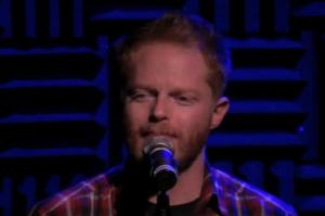 STAGE TUBE: Jesse Tyler Ferguson Sings Gaga for Joe's Pub 'Hit Parade'