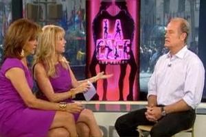 STAGE TUBE: Kelsey Grammer Chats LA CAGE, Tech and Role-Changing