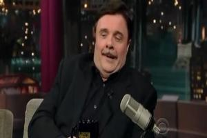 STAGE TUBE: Nathan Lane Chats THE ADDAMS FAMILY, The Obama Family & More with Letterman