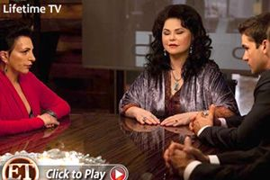 BWW TV Stage Tube: ET on Minnelli, Burke and O'Donnell Guest On DROP DEAD DIVA 9/20