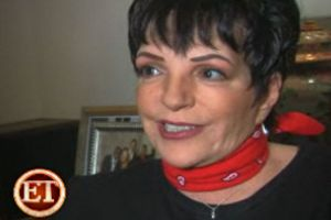 STAGE TUBE: Liza Minnelli On Michael Jackson's Death and Fame To ET