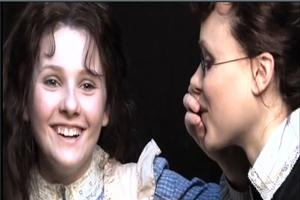 STAGE TUBE: Cast Interviews and a Behind the Scenes Look at THE MIRACLE WORKER