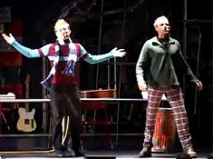 BWW TV FLASHBACK : Rapp and Pascal Back In RENT!