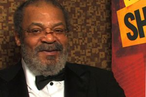 BWW TV: 2009 TONY MOMENTS - Roger Robinson