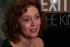 Broadway Beat's Priceless Spotlight - Susan Sarandon