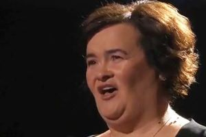 STAGE TUBE: Susan Boyle Sings 'Wild Horses' On America's Got Talent