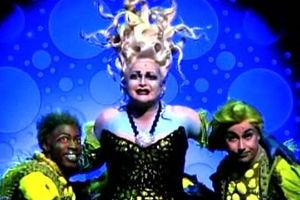 STAGE MAGIC: Tony Winner Faith Prince On Bringing 'Ursula' To Life In Disney's 'THE LITTLE MERMAID'
