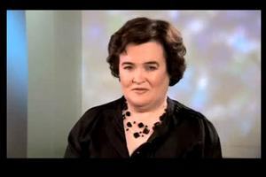 STAGE TUBE: Susan Boyle's First 'Broadway/West End Show'