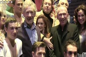 STAGE TUBE: Ian McKellen, Bette Midler, Stephen Fry & More Visit PRISCILLA