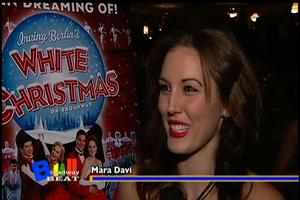 BWW TV: Broadway Beat Exclusive - Opening Night of WHITE CHRISTMAS!