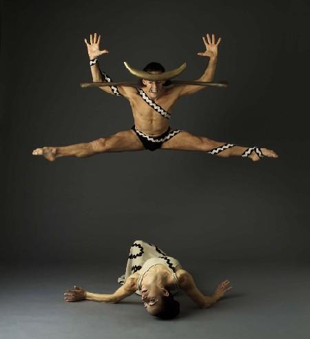 Martha Graham Dance Co Plays In Paris At Theatre du Chalet 4/14-18