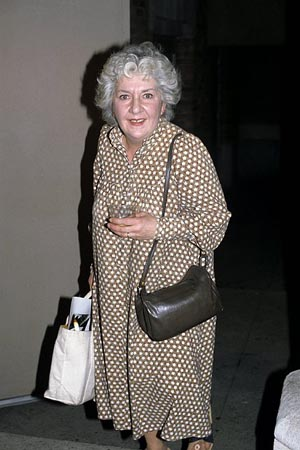 Photo Flash: Remembering Maureen Stapleton