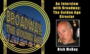 An Interview with Rick McKay