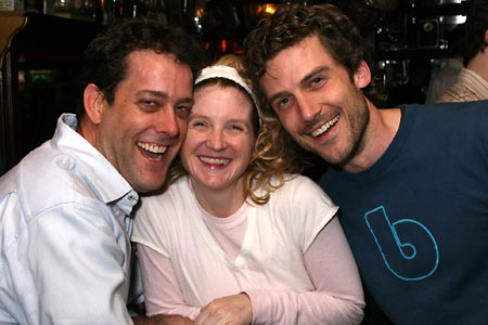 Photo Coverage: Surprise Party for Megan Lawrence