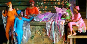 Pulse Ensemble Theatre's A MIDSUMMER NIGHT'S DREAM Begins Free Harlem Performances 8/6