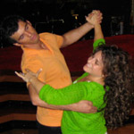 Special  Photo Blog Exclusive #12: Marissa Jaret Winokur 'Dancing With The Stars' - Learning The Quickstep