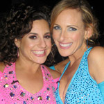Special  Photo Blog Exclusive #15: Marissa Jaret Winokur 'Dancing With The Stars' - You Saved Me!