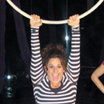 Special Photo Blog Exclusive #24: Marissa Jaret Winokur 'Dancing With The Stars' - I'm Flying!