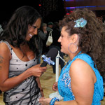 Special  Photo Blog Exclusive #9: Marissa Jaret Winokur's 'Dancing With The Stars' Big Night!