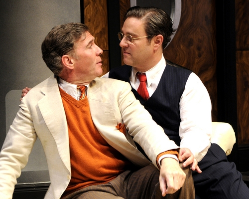 Photo Flash: 'Moonlight & Magnolias'  at the Tricycle