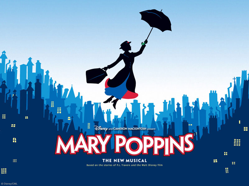 6th Global Production of MARY POPPINS Opens in Melbourne, 7/29