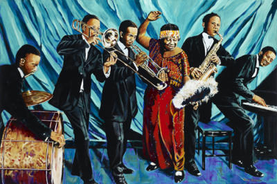 MA RAINEY'S BLACK BOTTOM Runs Thru 10/17 at Shadow Theatre Company