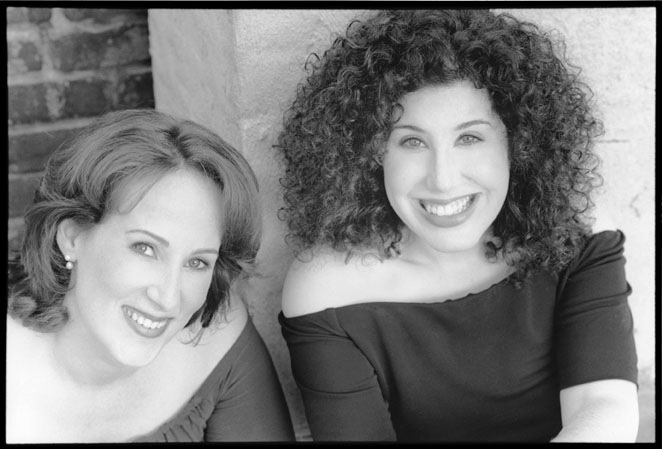 Marcy Heisler & Zina Goldrich Win 2009 Fred Ebb Award